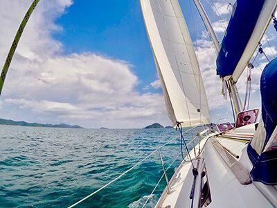 Sailing school Thailand product