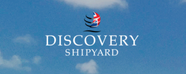 Link to Discovery Shipyard website.