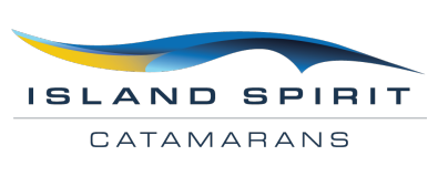 Island Spirit Catamarans Logo