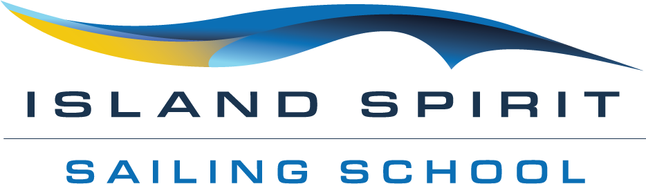 Island Spirit Sailing School Logo